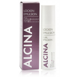 Alcina Curl Emulsion emulsija garbanotiems plaukams 100 ml.