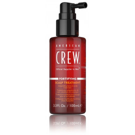 American Crew Fortifying Scalp Treatment stiprinamasis tonikas plaukams 100 ml.