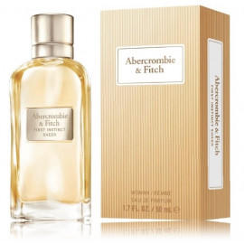 Abercrombie & Fitch First Instinct Sheer 50 ml. EDP kvepalai moterims