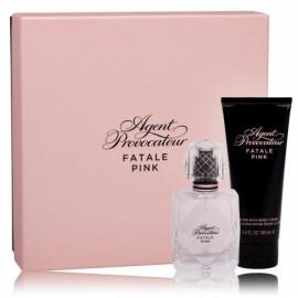 Agent Provocateur Fatale Pink rinkinys moterims (50 ml. EDP + kūno losjonas 100 ml.)