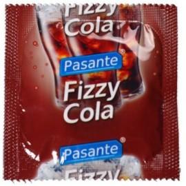 Pasante Fizzy Cola prezervatyvai