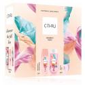 C-Thru Harmony Bliss rinkinys moterims ( 75 ml. dezodorantas + 250 ml. dušo gelis)