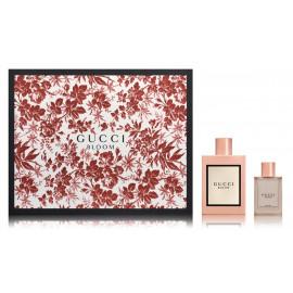 Gucci Bloom rinkinys moterims (100 ml. EDP + 30 ml. plaukų dulksna)