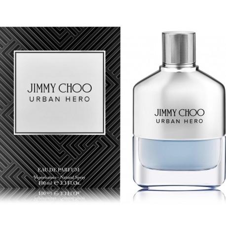 Jimmy Choo Urban Hero 100 ml. EDP kvepalai vyrams