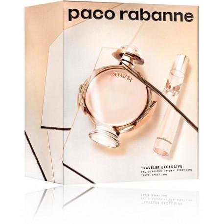 Paco Rabanne Olympea rinkinys moterims (80 ml. EDP + 20 ml. EDP)