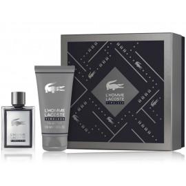 Lacoste L'Homme Lacoste Timeless rinkinys vyrams (100 ml. EDT + 150 ml. dušo gelis)