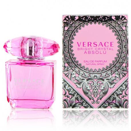 Versace Bright Crystal Absolu EDP kvepalai moterims