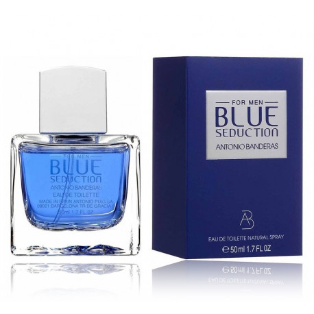 Antonio Banderas Blue Seduction For Man EDT kvepalai vyrams