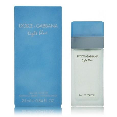 Dolce & Gabbana Light Blue EDT kvepalai moterims