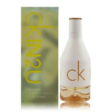 Calvin Klein CK IN2U Her EDT kvepalai moterims