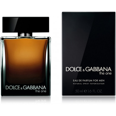 Dolce & Gabbana The One for Men Eau de Parfum EDP kvepalai vyrams