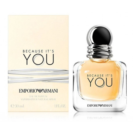 Emporio Armani Because It´s You EDP kvepalai moterims