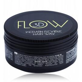 Stapiz Flow 3D Keratin Flexible vaškas pažeistiems, silpniems plaukams 100 g.