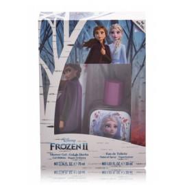 Disney Frozen II rinkinys mergaitėms (30 ml. EDT + dušo gelis 70 ml.)