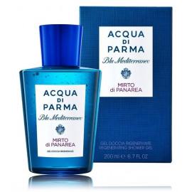 Acqua di Parma Blu Mediterraneo Mirto Di Panarea dušo gelis vyrams ir moterims 200 ml.