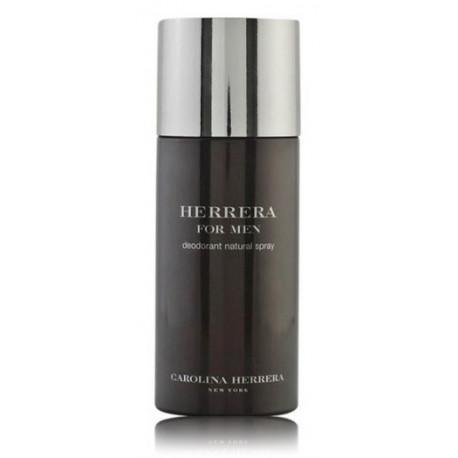 Carolina Herrera Herrera for Men purškiamas dezodorantas vyrams 150 ml.