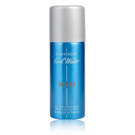 Davidoff Cool Water Wave purškiamas dezodorantas moterims 150 ml.