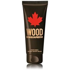 Dsquared2 Wood for Him balzamas po skutimosi vyrams 100 ml.