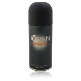 Jovan Satisfaction for Men purškiamas dezodorantas vyrams 150 ml.
