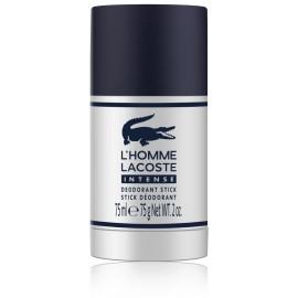Lacoste L´Homme Lacoste Intense pieštukinis dezodorantas vyrams 75 ml.