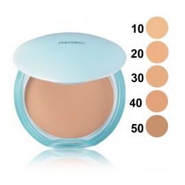Shiseido PURENESS Matifying Compact Oil-Free matinį efektą suteikianti kompaktinė pudra 11 g.