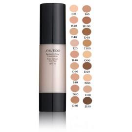 Shiseido Radiant Lifting stangrinantis makiažo pagrindas 30 ml.