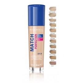 Rimmel Match Perfection makiažo pagrindas 30 ml.