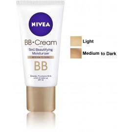 Nivea BB Cream 5in1 BB kremas 50 ml.