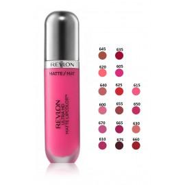 Revlon Ultra HD Matte Lip Colour skysti matiniai lūpų dažai