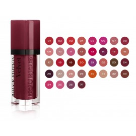 Bourjois Rouge Edition Velvet lūpų dažai