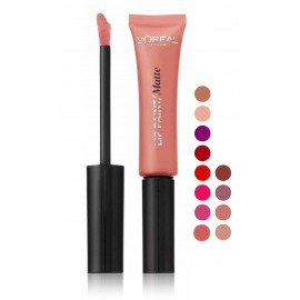 Loreal Infallible Lip Paint lūpų lakas 8 ml.