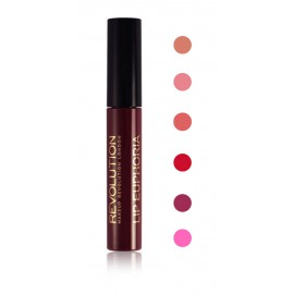 Makeup Revolution Lip Euphoria lūpų lakas