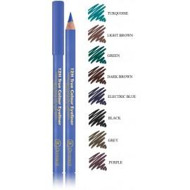 Dermacol 12H True Colour akių kontūro pieštukas 0,28 g.