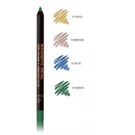 Dermacol Metallic Eyeliner Magnetic akių pavedimo pieštukas 2 g.