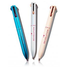 Makeup Revolution I Heart Revolution Multi Liner akių pieštukas