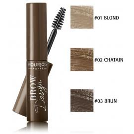 Bourjois Brow Design Mascara antakių tušas 6 ml.