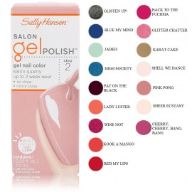 Sally Hansen Salon Gel Polish ilgalaikis gelinis nagų lakas 7 ml.