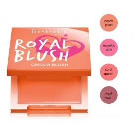 Rimmel Royal Blush Cream kreminiai skaistalai