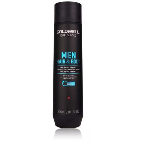 Goldwell Dualsenses For Men Hair & Body šampūnas ir dušo gelis vyrams