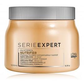 Loreal Professionnel Expert Nutrifier Melting kaukė sausiems plaukams