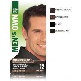 HennaPlus Men's Own ilgalaikiai plaukų dažai be amoniako vyrams