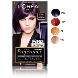 Loreal Préférence Féria ilgalaikiai plaukų dažai