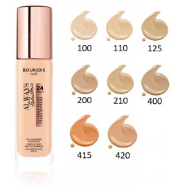 Bourjois Always Fabulous 24H Make-Up SPF20 makiažo pagrindas 30 ml.