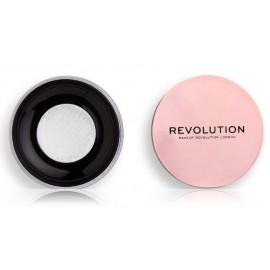 Makeup Revolution Infinite Translucent Loose Powder biri fiksuojamoji pudra 5 g.