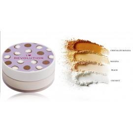 Makeup Revolution Loose Baking Powder biri pudra 22 g.