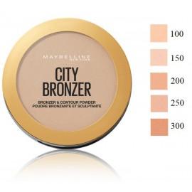 Maybelline City Bronzer bronzantas ir kontūravimo pudra