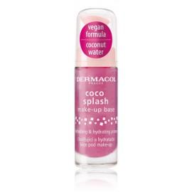 Dermacol Coco Splash Refreshing & Hydrating drėkinamoji makiažo bazė 20 ml.