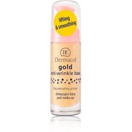 Dermacol Gold Anti-Wrinkle makiažo bazė