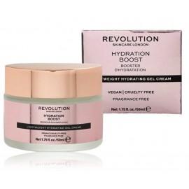 Makeup Revolution Hydration Boost Lightweight drėkinamasis veido kremas-gelis 50 ml.