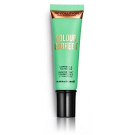 Makeup Revolution Colour Correct veido raudonį mažinanti makiažo bazė 28 ml.